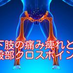下肢痛み痺れ