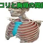 かたこり胸骨
